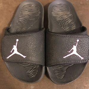 Girls Jordan sandals